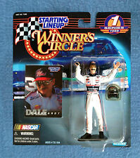 "DALE EARNHARDT NASCAR WINNER'S CIRCLE STARTING LINEUP 5"" FIGURE KENNER SERIES 1"