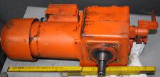 Bauer Motor Con Engranaje Reductor 0,13 KW 27-110 min tipo k176099-11 probado