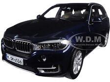 BMW X5 (F15) 5.0i xDRIVE IMPERIAL BLUE 1/18 DIECAST CAR MODEL BY PARAGON 97071