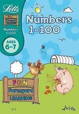 KS 1 ACTIVITY BOOK Numbers 1-100 Age 6-7  NEW