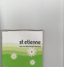 St.Etienne-Join our Club UK cd single