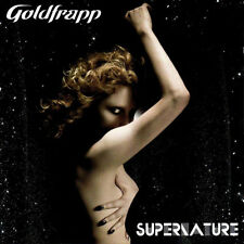 GOLDFRAPP Supernature CD BRAND NEW