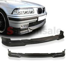 Aftermarket Made BMW E36 3 Series OE Style DTM Front Bumper Lip Polyurethane
