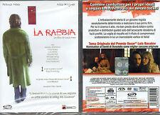 LA RABBIA  - DVD  (NUOVO SIGILLATO)
