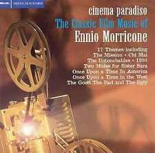 Cinema Paradiso: The Classic Film Music Of Ennio Morricone by Morricone, Ennio