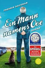 Ein Mann namens Ove von Fredrik Backman (2015, Taschenbuch)