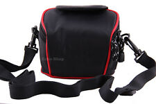 Shoulder Waist Camera Case For Olympus SH-1 SH-60 SH-50 STYLUS1S SZ-17 XZ-1 SH-2