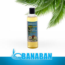BANABAN All Natural BODY WASH Extra Virgin Coconut Oil w/Lemon Myrtle 300ml