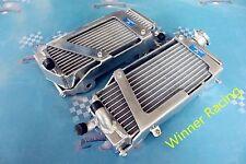 Aluminum Alloy Radiator+Guard KTM 125/150/200/250/300 SX/EXC/XC/XC-W 2013-2015