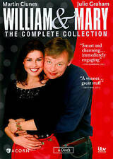 William and Mary:complete Collection - DVD Region 1Like New Free Shipping