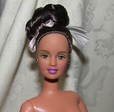 NUDE BARBIE DOLL POINTED TOES TERESA BALLET BALLERINA FANCY UPDO FOR OOAK