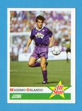 Figurina/CARD-SCORE '92-n.409- ORLANDO  FIORENTINA - ALL STAR