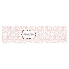 20 Love Bird Damask Printed Favor Boxes Wedding Favors