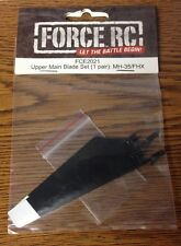 Force RC MH-35/FHX Upper Main Blade Set FCE2021