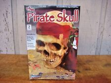 LINDBERG THE PIRATE SKULL LIFE SIZE ANATOMICALLY ACCURATE PLASTIC MODEL 71302