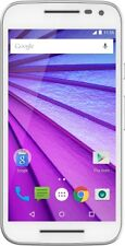 Motorola Moto G 3rd gen 8GB White - Unboxed- 6 Months Seller Warranty
