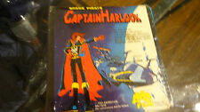 Super 8 mm cine pirata espacial Captain Harlock Sellada