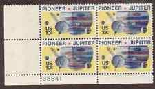 Scott # 1556...10 Cent ....Pioneer / Jupiter... 15 Plate Blocks...60 Stamps