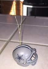 NFL Dallas Cowboys Mini Helmet Christmas Ornament. 2 inch. Collectible