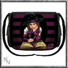 MATILDA LITTLE YOUNG WITCH LISA PARKER GOTHIC MESSENGER NEW NEMESIS NOW BAG