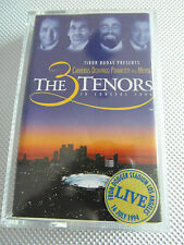 "The 3 Tenors In Concert 1994 ""Live"" - Album Cassette Tape, Used very good"