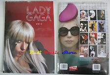 CALENDARIO 2013 LADY GAGA SEALED sigillato cd dvd lp mc tour live