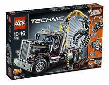LEGO® TECHNIC 9397 Holztransporter Neu B-Ware _Logging Truck New 2nd choice