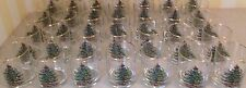 Spode Christmas Tree Double Old Fashioned Glass