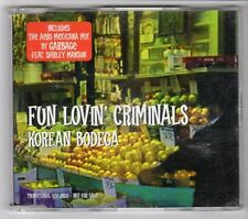 (GJ972) Fun Lovin' Criminals, Korean Bodega - 1999 DJ CD