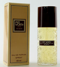 (GRUNDPREIS  133,17€/100ML) VINTAGE WORTH  MISS WORTH 60ML EAU DE PARFUM SPRAY