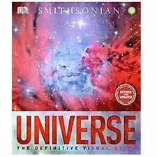 Smithsonian Universe by Carole Stott and Martin Rees (2012, Hardcover,...