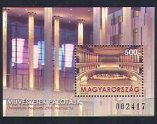 Hungary 2005 Concert Hall/Organ/Music/Buildings/Architecture 1v m/s (n33769)