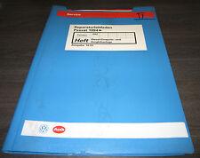 Werkstatthandbuch VW Passat B4 Typ 3A Diesel Einspritzanlage Vorglühanlage AAZ