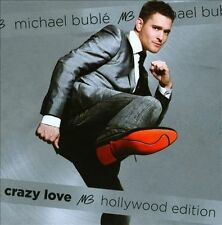 Crazy Love [Hollywood Edition] by Michael Bubl' (CD, Oct-2010, 2 Discs, 143...