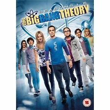 Big Bang Theory TV Series19 Disc Box Set Season 1 2 3 4 5 6 DVD NEW Collection