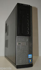 DELL OPTIPLEX 790 DT Intel i3-2120 3.30GHz 250GB HDD 4GB DDR3  Win 7 Pro Wifi