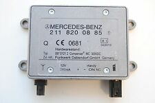 MERCEDES BENZ E CLASS W211 2006 RHD BLUETOOTH CONTROL UNIT MODULE A2118200885