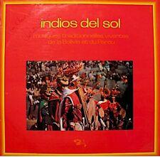 INDIOS DEL SOL musiques vivantesbolivie perou CIVET LP+