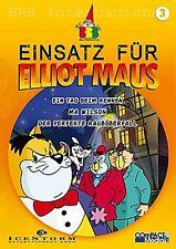 Einsatz für Elliot Maus vol. 3 ( Kinder-Zeichentrick / Kinderfilm ) DVD NEU OVP