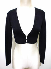 GUESS LOS ANGELES Maglia Cardigan Donna Bolero Woman Sweater Sz.XS - 38