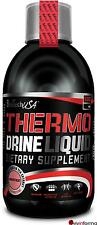 THERMO DRINE LIQUID - Biotech Termogenico bruciagrassi 500ml Pompelmo