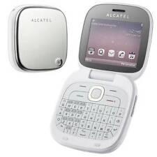 Handy Alcatel One Touch OT-810D Light Chrome Dual Sim Ohne Simlock NEU