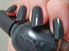 NEW! Sephora by OPI NAIL POLISH in DARK ROOM ~ Blackened blue-green