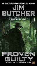 Dresden Files Ser.: Proven Guilty 8 by Jim Butcher (2007, Paperback)