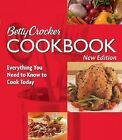 Betty Crocker Cookbook: Everything You Need to Know to Cook Today, New Tenth Edi