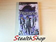 Psp Persona 1 - Shin Megami Tensei - Brand New Sealed - NTSC US Version