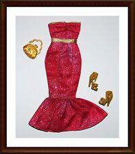 Beautiful  Barbie Clothes Set - Mattel - Fashionista, Fashion Avenue, Lot 2145