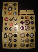 Recollections Embellishments Scrapbooking Paper Crafts Steampunk Victorian Style