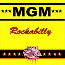 MGM ROCKABILLY 2-CD 61 tracks 1950s Rock 'n' Roll Andy Starr Conway Twitty NEW