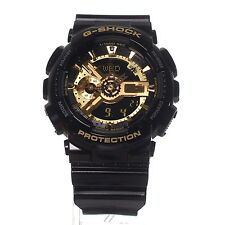 Casio G-Shock BLACK /GOLD Men's watch GA110GB-1A Fast Shipping & Authentic